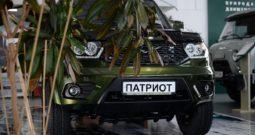 Продажа УАЗ Патриот, 2019 год в Братске