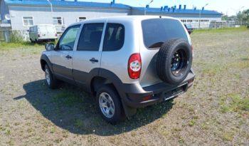 Chevrolet Niva, LС full