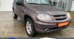 Chevrolet Niva, I Рестайлинг 2014
