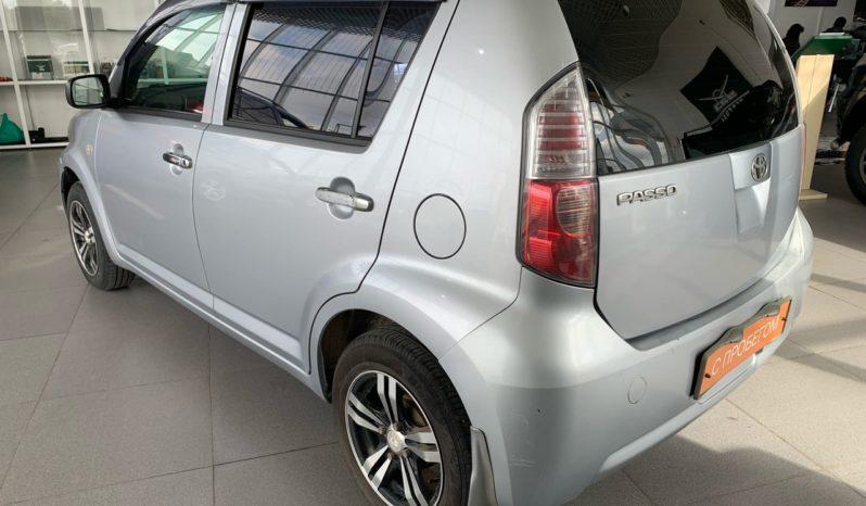 Toyota Passo, 2009 full