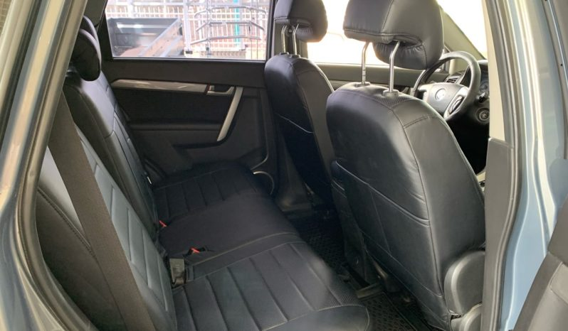 Chevrolet Captiva, 2012 full