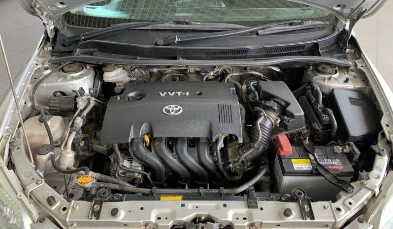 Toyota Corolla Fielder 2009 full